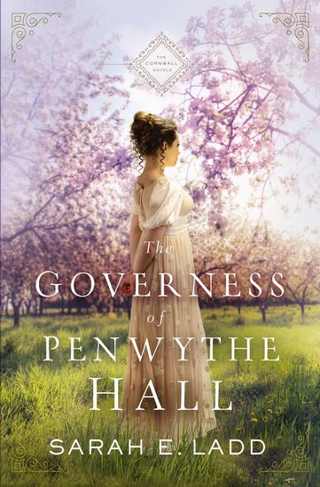 The Governess of Penwythe Hall - cover