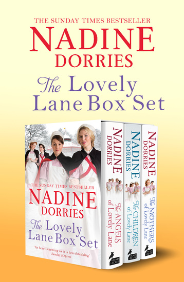 The Lovely Lane Box Set - Books 1-3 - cover