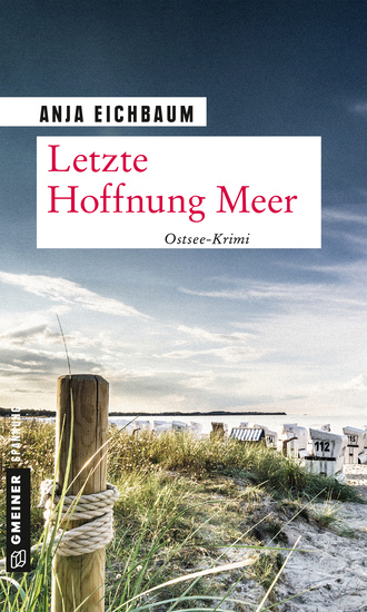 Letzte Hoffnung Meer - Kriminalroman - cover