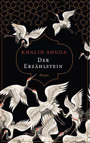 Der Erzählstein - Roman - cover
