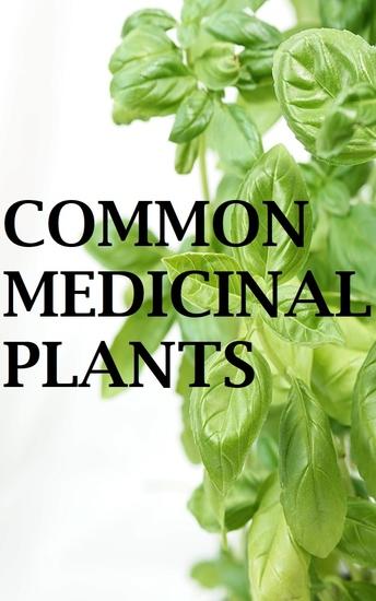Common Medicinal Plants - cover