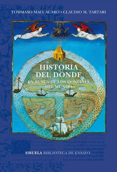 Historia del dónde - En busca de los confines del mundo - cover