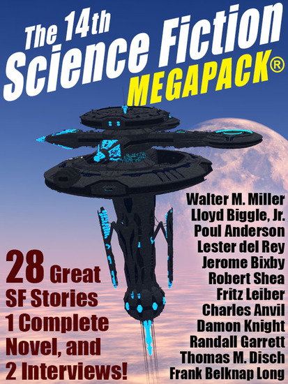 The 14th Science Fiction MEGAPACK® - cover