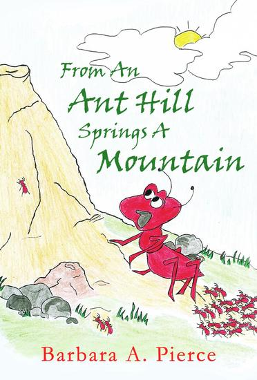 From An Ant Hill Springs A Mountain - cover