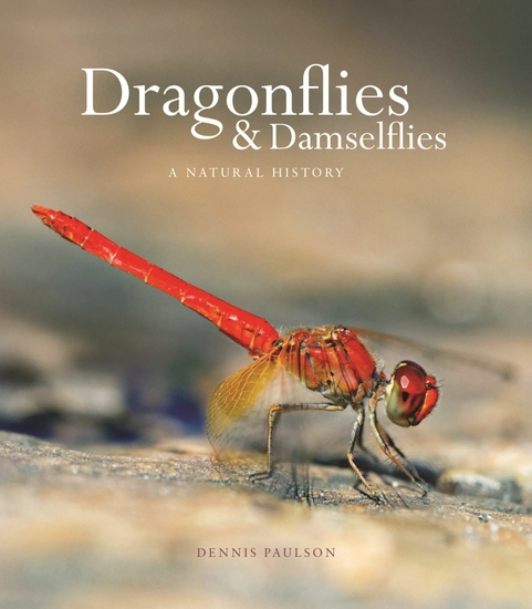 Dragonflies and Damselflies - A Natural History - cover
