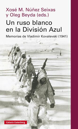 Un ruso blanco en la División Azul - Memorias de Vladímir Kovalevski - cover