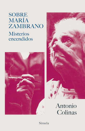 Sobre María Zambrano - Misterios encendidos - cover