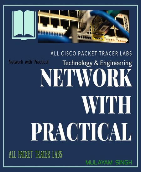 Network with Practical - ALL PACKET TRACER LABS - cover