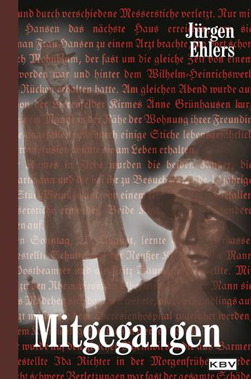 Mitgegangen - Historischer Kriminalroman - cover
