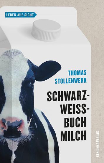 Schwarzweißbuch Milch - cover