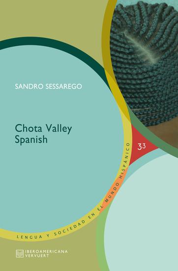 Chota Valley Spanish - cover