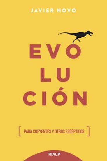 Evolución - Para creyentes y otros escépticos - cover