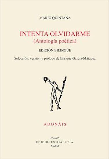 Intenta olvidarme - Antología de Mario Quintana - cover