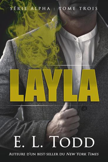 Layla - Alpha #3 - cover