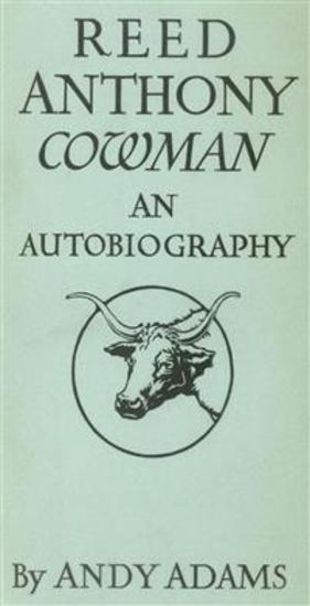 Reed Anthony Cowman - cover