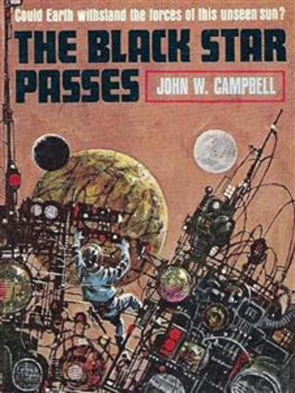 The Black Star Passes - cover