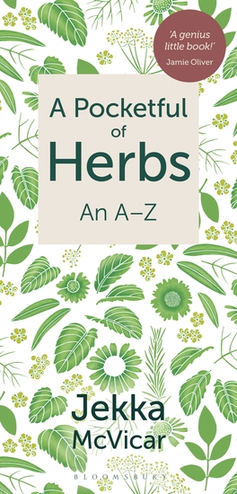 A Pocketful of Herbs - An A-Z - cover
