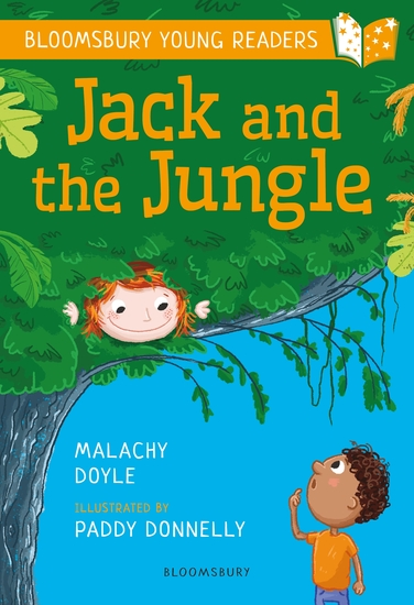 Jack and the Jungle: A Bloomsbury Young Reader - Purple Book Band - cover