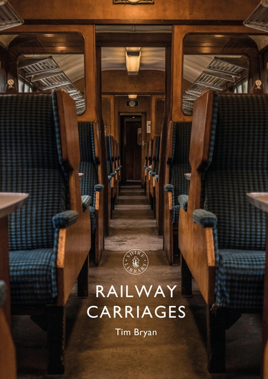 Railway Carriages - cover