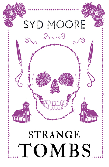 Strange Tombs - An Essex Witch Museum Mystery - cover