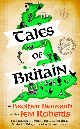Tales of Britain - cover