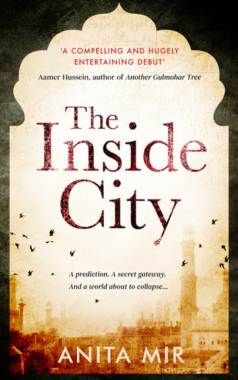 The Inside City - cover