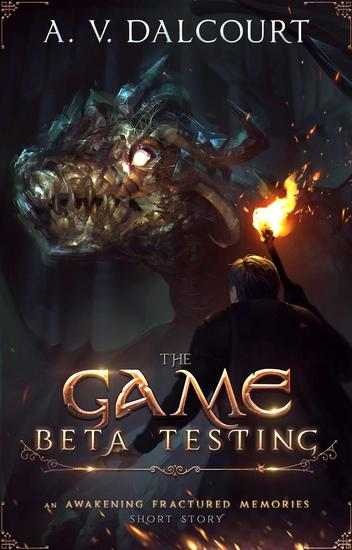 The Game - Beta Testing - cover