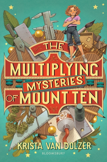 The Multiplying Mysteries of Mount Ten - cover