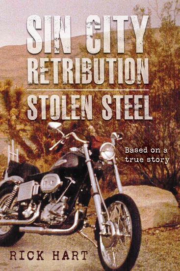 Sin City Retribution - : Stolen Steel - cover