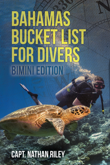 Bahamas Bucket List for Divers - Bimini Edition - cover