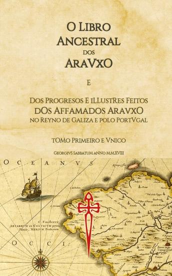 O Livro Ancestral dos Araujo - cover