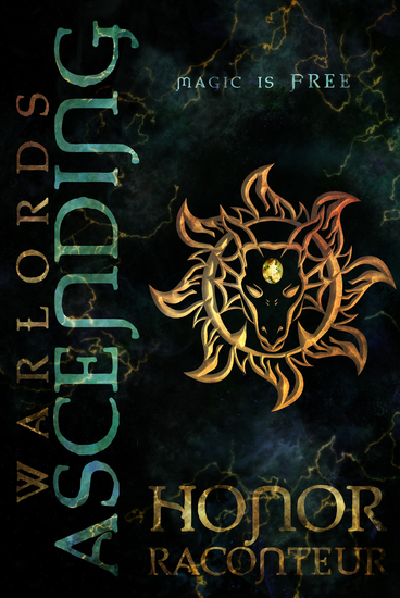 Warlords Ascending - cover