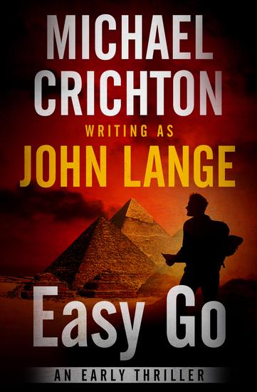 Easy Go - A Novel - cover