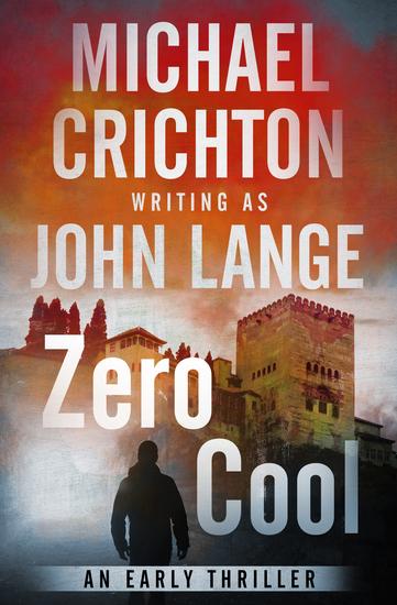 Zero Cool - A Novel - cover