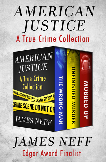 American Justice - A True Crime Collection - cover