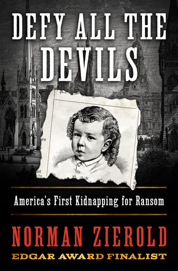 Defy All the Devils - America's First Kidnapping for Ransom - cover