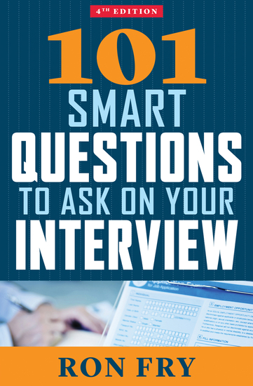 101 Smart Questions to Ask on Your Interview - cover