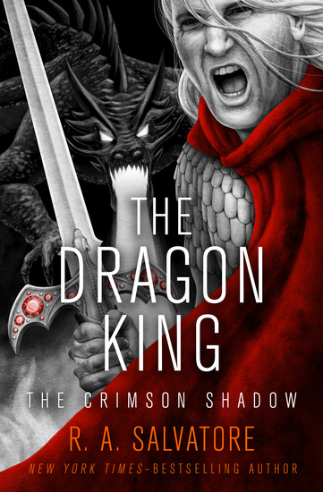 The Dragon King - cover