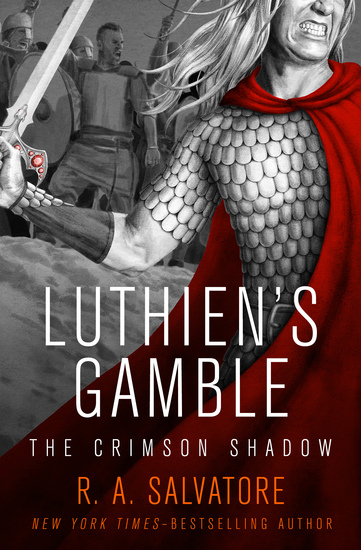 Luthien's Gamble - cover