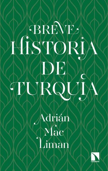 Breve historia de Turquía - cover