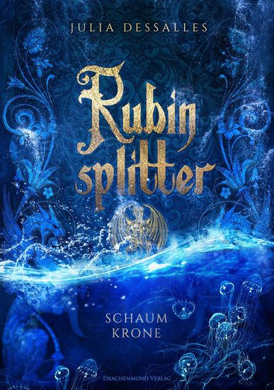 Rubinsplitter - Schaumkrone - cover