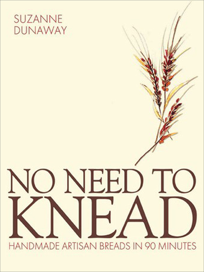 No Need to Knead - Handmade Artisan Breads in 90 Minutes - cover
