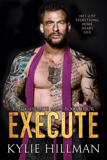 Execute - Black Hearts MMA #4 - cover