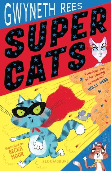 Super Cats - cover