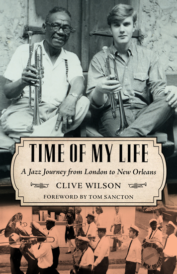 Time of My Life - A Jazz Journey from London to New Orleans - cover