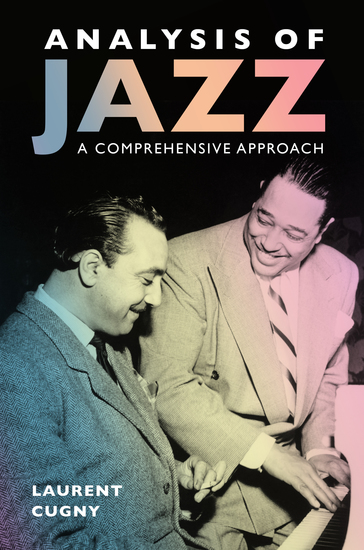 Analysis of Jazz - A Comprehensive Approach - cover