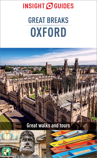 Insight Guides Great Breaks Oxford (Travel Guide eBook) - cover