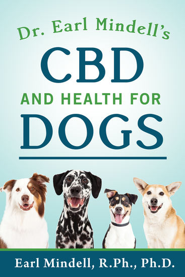 Dr Earl Mindell's CBD and Health for Dogs - cover