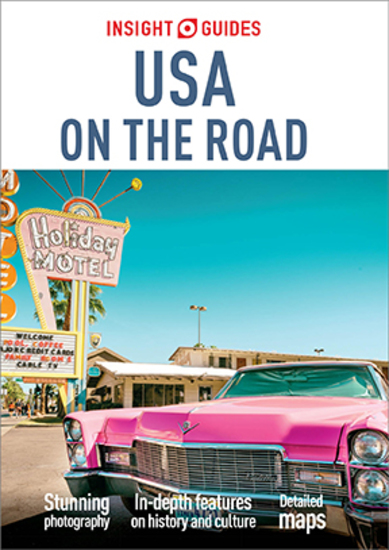 Insight Guides USA On The Road (Travel Guide eBook) - cover