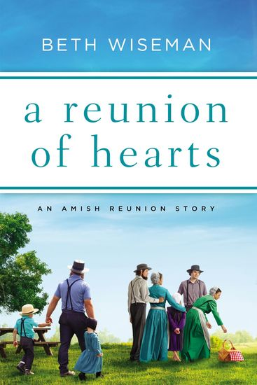 A Reunion of Hearts - An Amish Reunion Story - cover